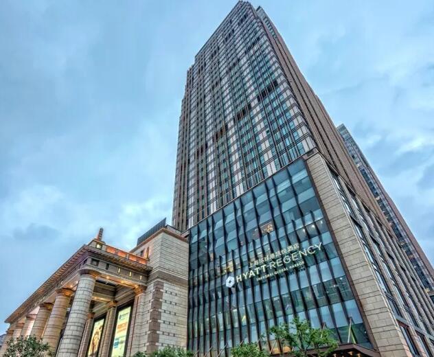上海环球港凯悦酒店服务品质获殊荣图片
